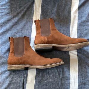Frye Shoes - Frye Chelsea Boots 10.5